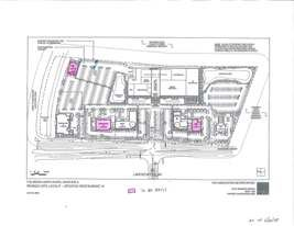 Westin Revised Site Layout