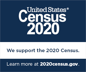 Census Partnership Web Badge